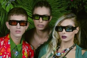 Sguardi taglienti: da Bari arrivano gli occhiali ispirati a Lucio Fontana