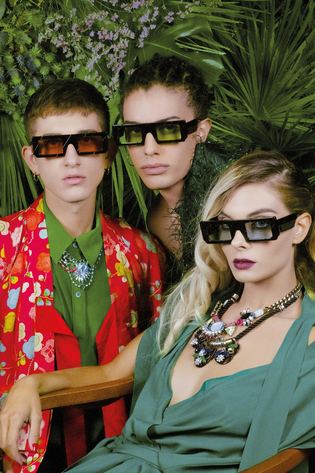 Bayria Eyewear lancia gli occhiali ispirati a Lucio Fontana – Foto