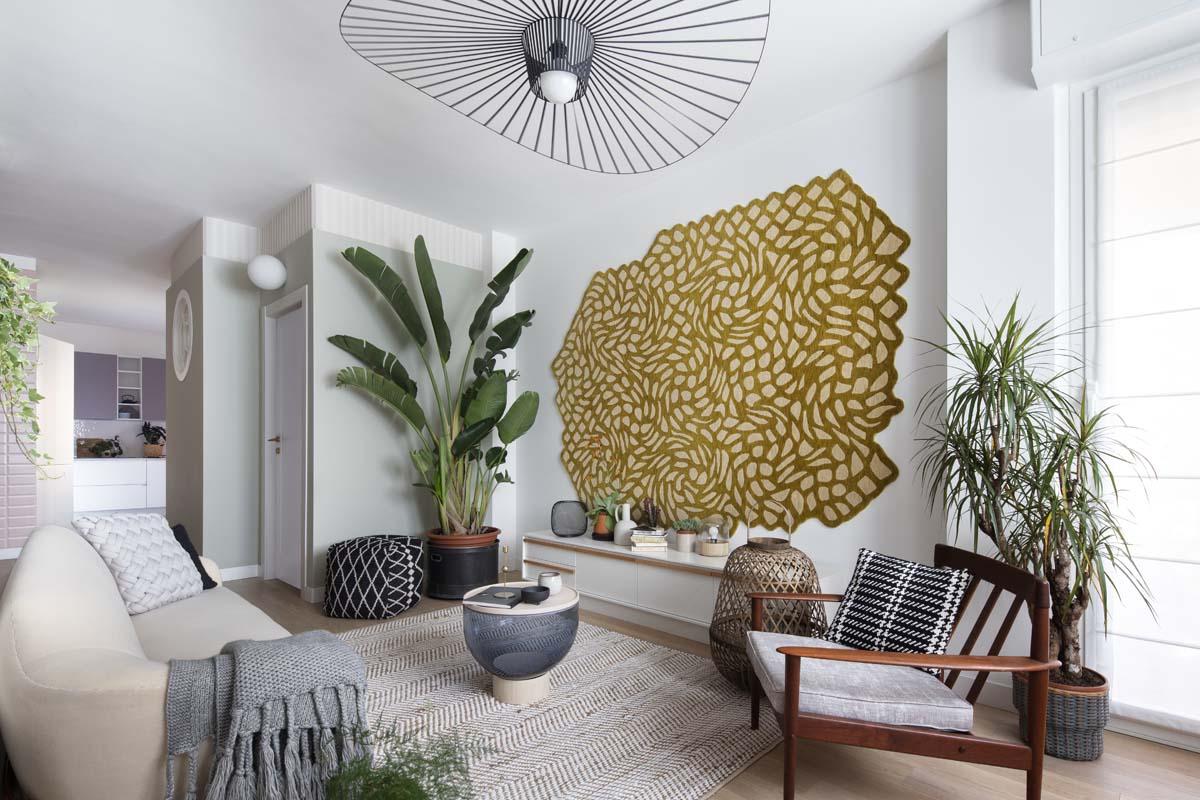 white wall rugs