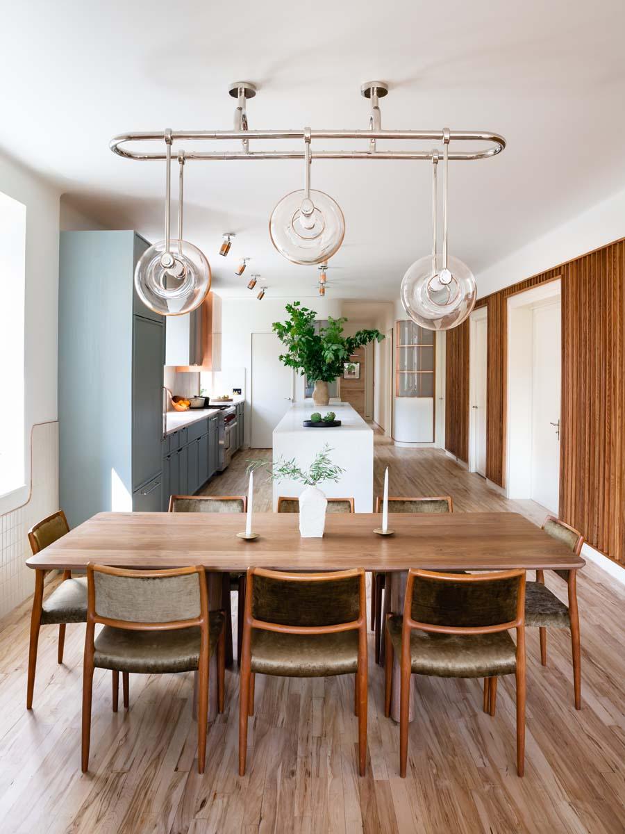 sala-da-pranzo-idee-Home-Studios-Appartamento-New-York-Foto-Brian-Ferry-living-corriere