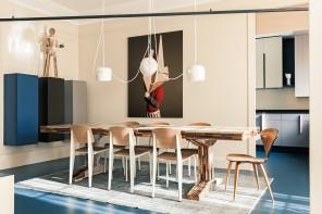 Sala da pranzo: 20 idee per arredarla dalle case degli architetti