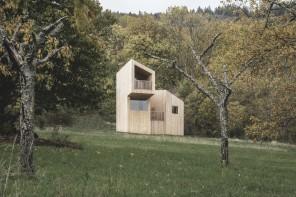 Un eco-hotel nella campagna francese perfetto per il distanziamento sociale