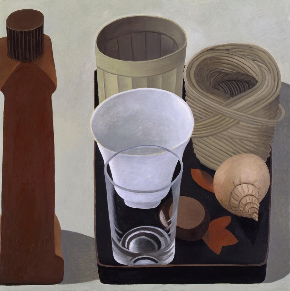 2000_ST_img027_100x100_oil on canvas_ph Alice Fiorilli_Courtesy Nathalie Du Pasquier_