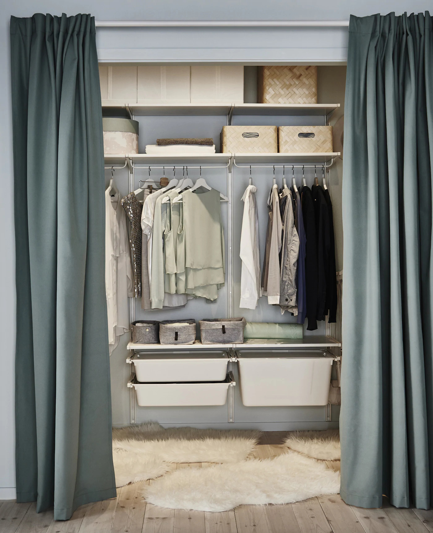 cabine armadio Ikea
