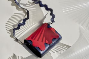 Bauhaus formatoborsetta: la collezione di Anastasia Komar