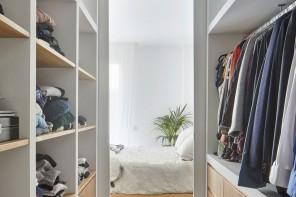 Cabine armadio: idee per realizzare la stanza del guardaroba