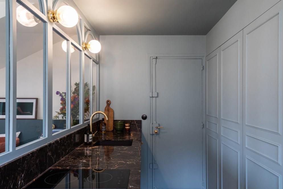 cucine piccole ingresso