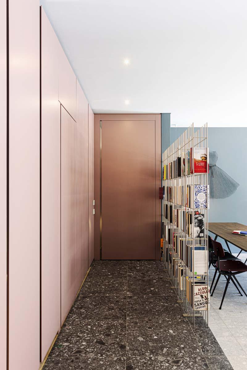 ingressi moderni libreria