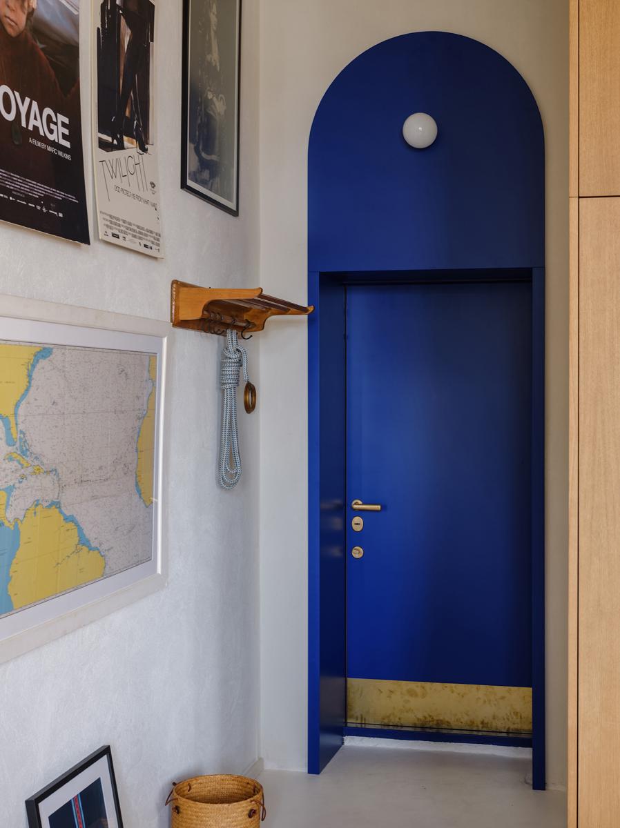ingressi moderni porta
