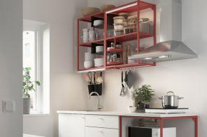 4 mini cucine Ikea che risolvono ogni problema di spazio