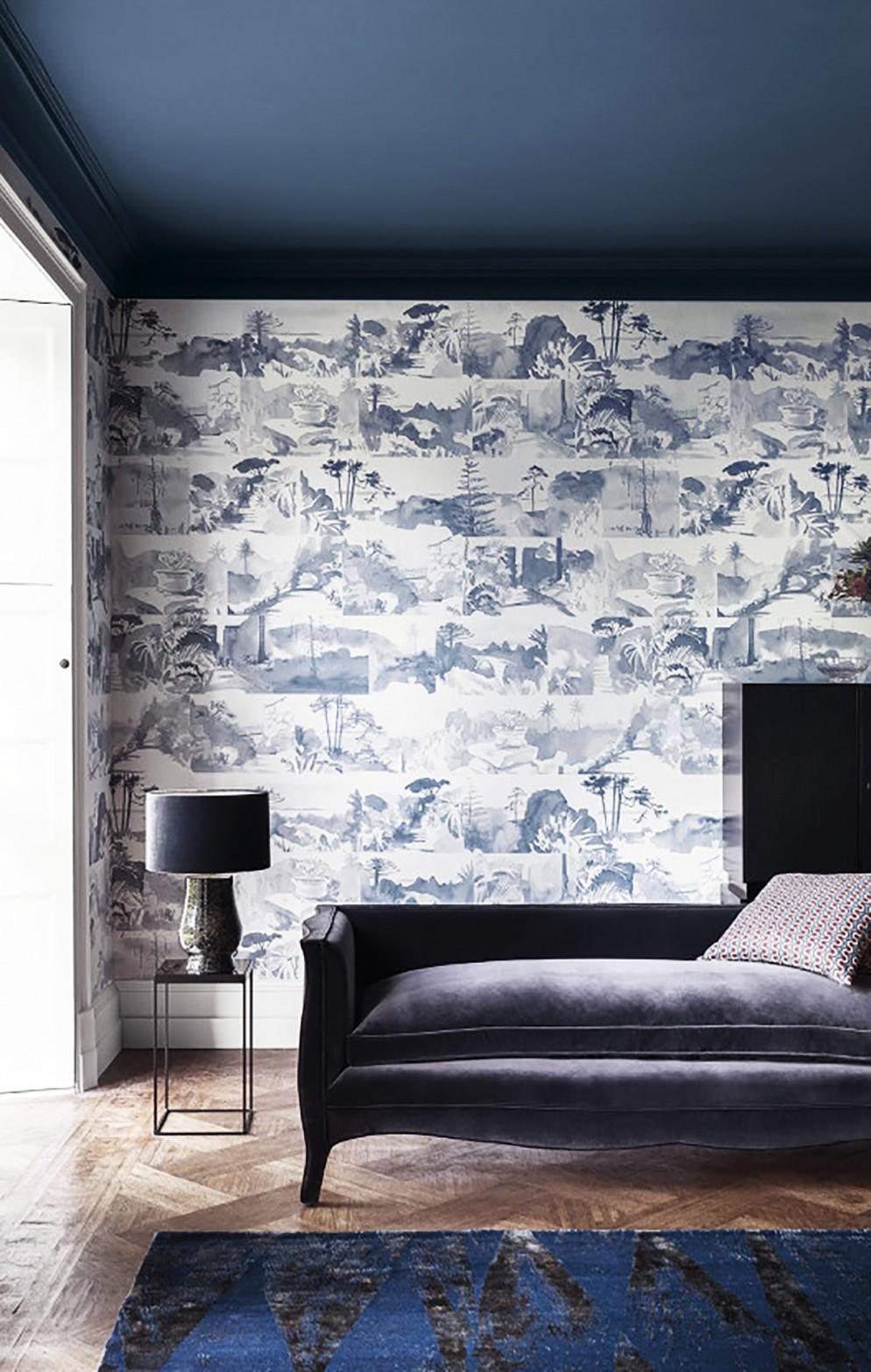 Blue Navy Colore Pareti Idee E Abbinamenti Foto 1 Livingcorriere