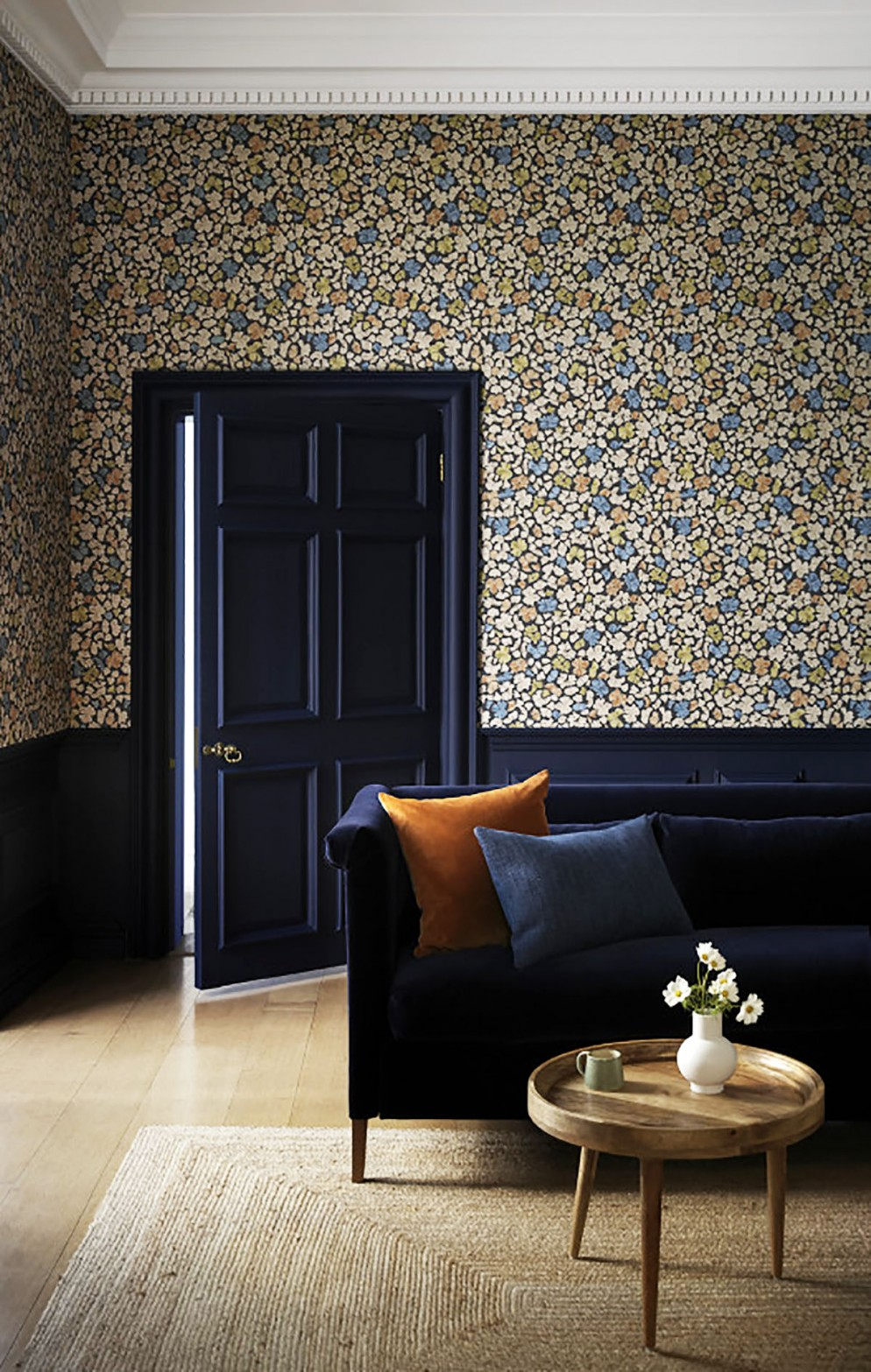 23  blu-navy-colore pareti_living-corriere