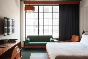 Ace Hotel Brooklyn, effetto loft