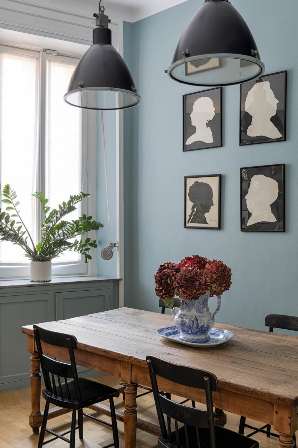 Rosa Verde Azzurro Un Colore In Ogni Stanza E Tanto Vintage Foto 1 Livingcorriere