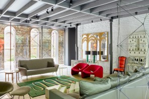 Wonderland: la casa londinese dell'architetto Sally Mackereth