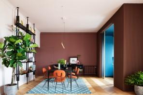 Colori pareti 2021: con i toni della terra la casa è più accogliente
