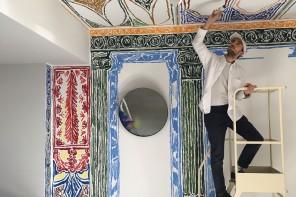Murales sulle pareti di casa, la decorazione su misura