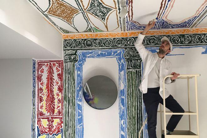 murales baccarat