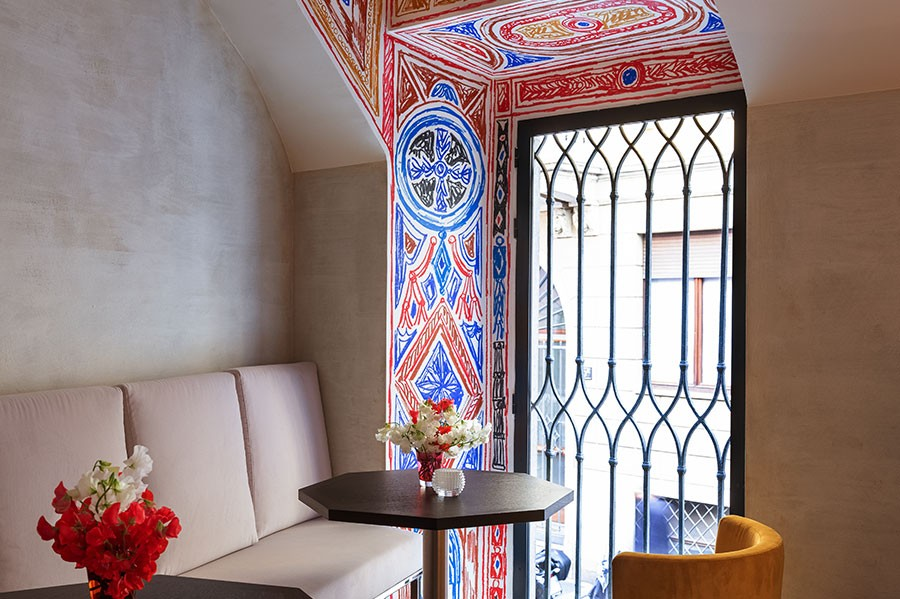 murales pareti casa