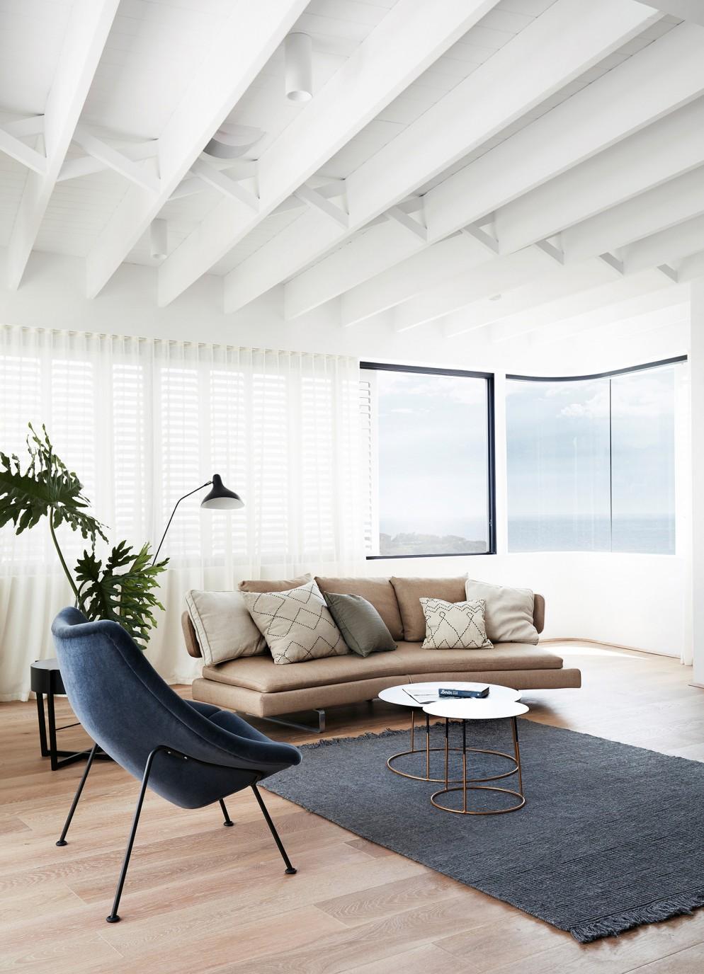 soggiorno moderno immagini bianco legno (10)