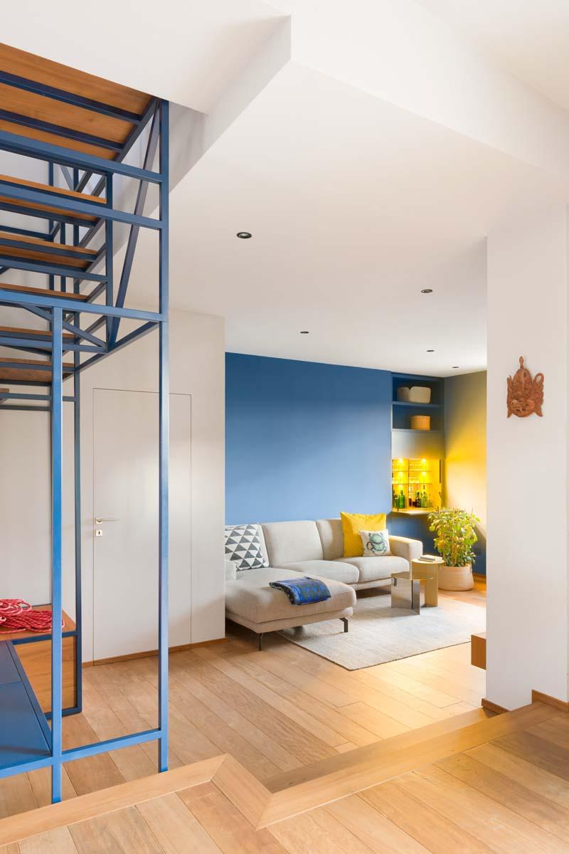 soggiorno moderno immagini bianco legno (6)