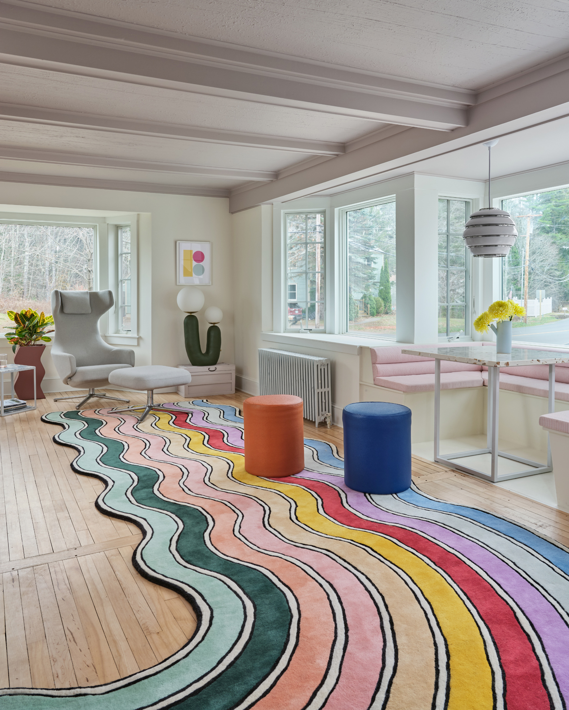 25 tappeti moderni dalle forme strane