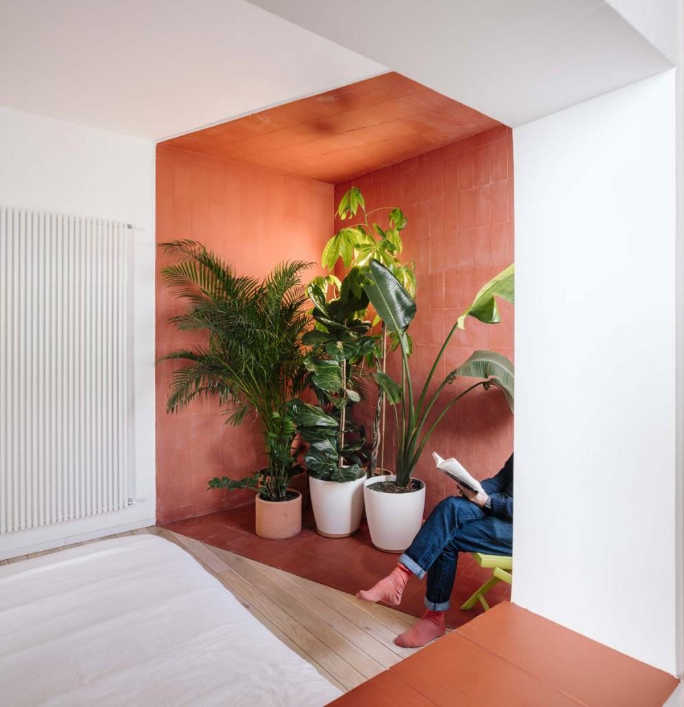 urban jungle arredamento colore