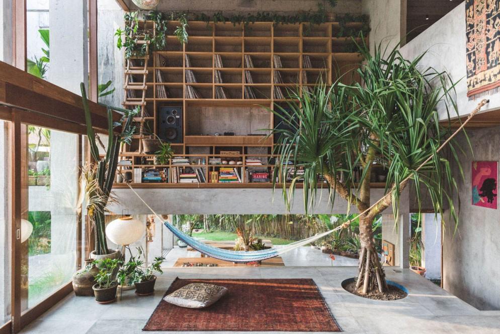 urban jungle arredamento stile
