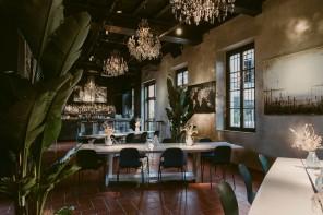 Da Cracco, si cena in una villa storica sui Navigli