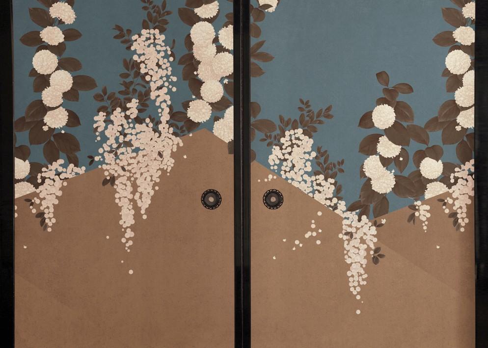 08-Anna-Glover-Wallcovering-Sotatsu-Spring-Ochre