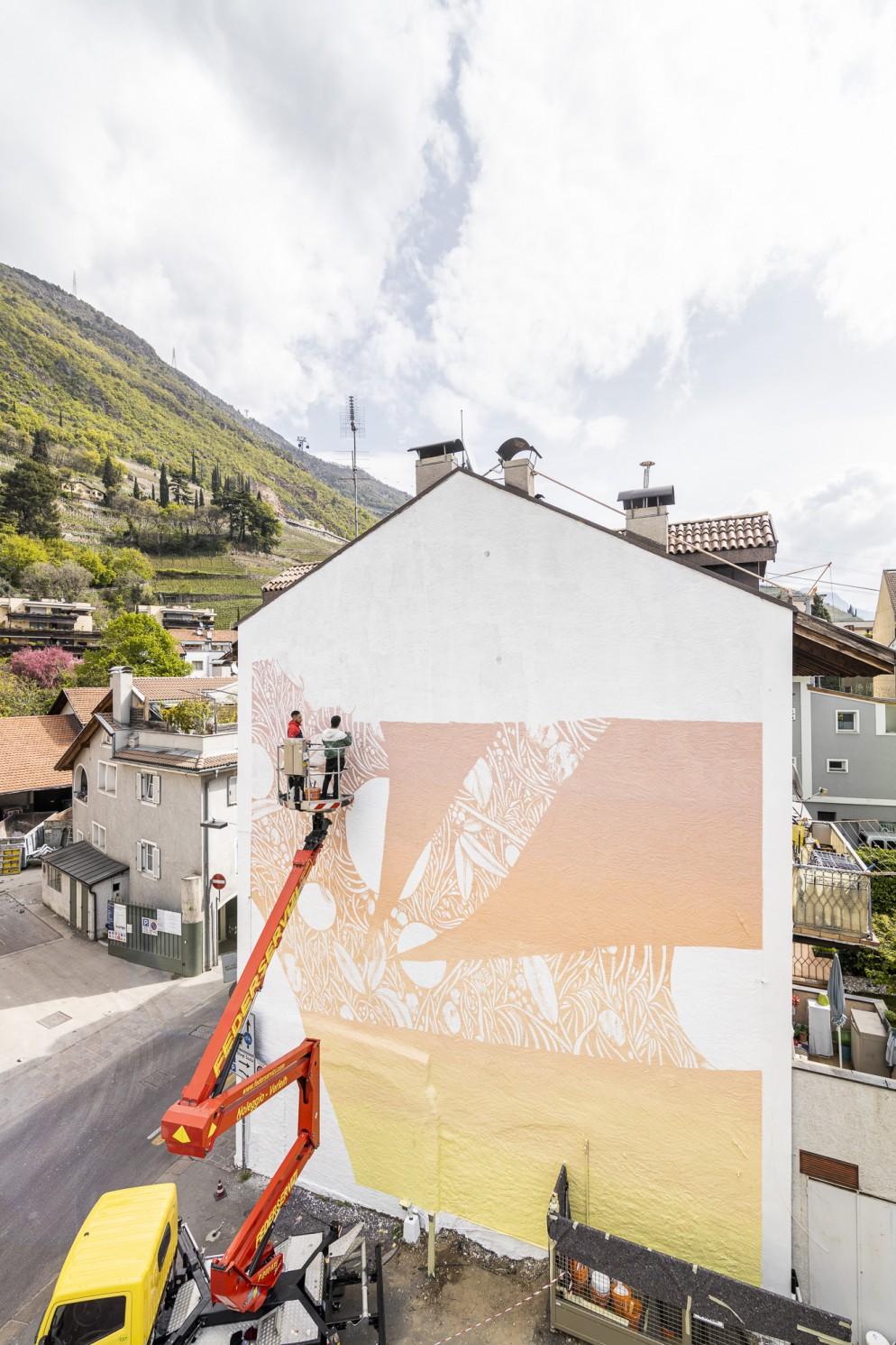 Outbox - Brethe Project - Tellas - Bolzano - 2021