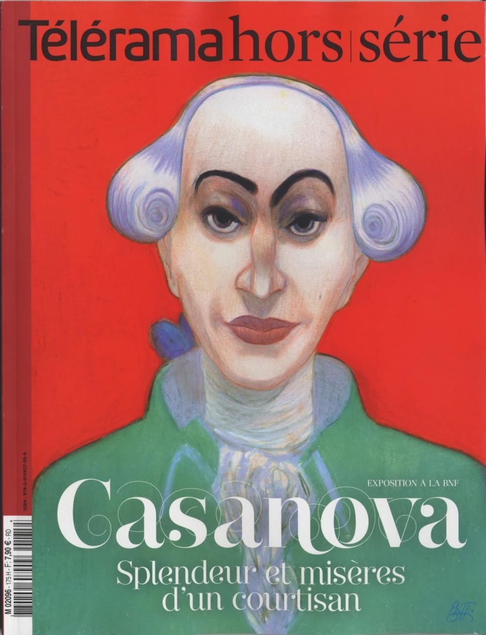 CASANOVA HORS SERIE 01