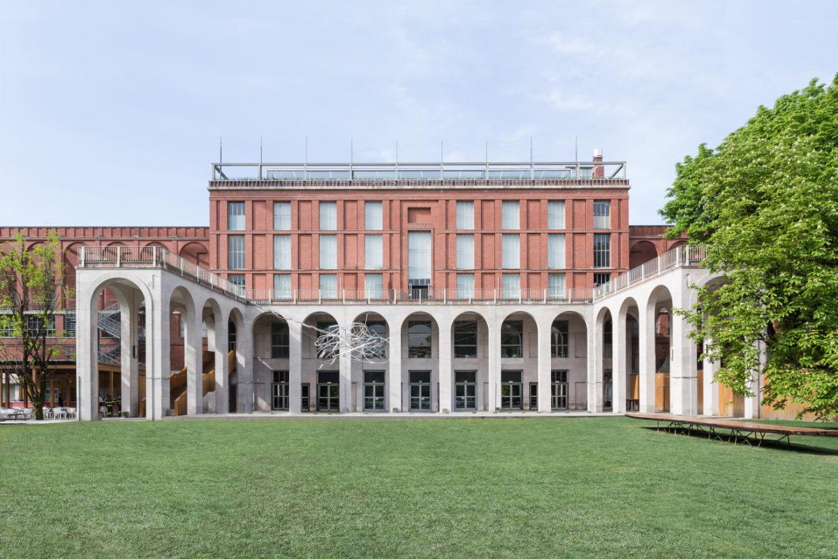 Giardino_Foto_Gianluca Di Ioia - © Triennale Milano