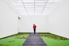Olafur Eliasson allaga la Fondation Beyeler con l'installazione Life