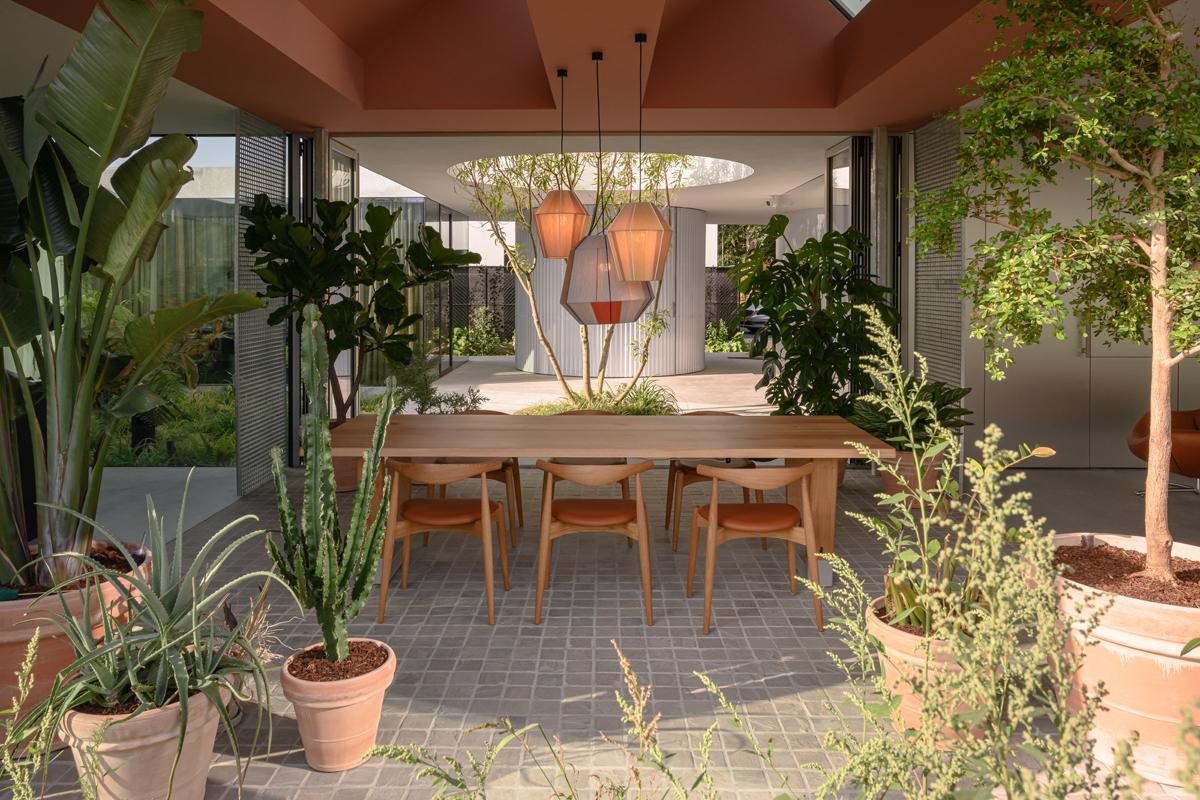 Vivere all'aperto: case con giardino e come arredarle - Foto