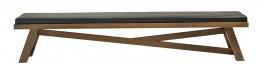 fratelli boffi Silvanus - long bench - design Archer Humphryes Architects