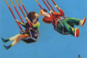 Riapre Coney Island, la copertina del New Yorker è dell'italiano Mattotti