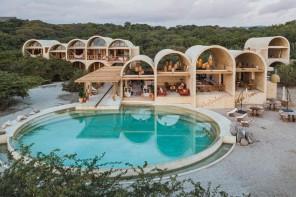 Casona Sforza, un eco-hotel da sogno a Puerto Escondido