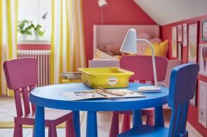 Sedie per bambini IKEA: tra studio e gioco, il design è mini