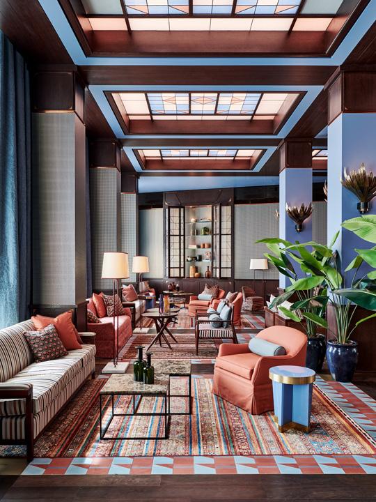 05 The Arts Club Dubai Members Lounge