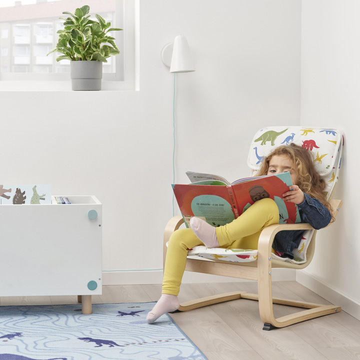 10 Sedioline Ikea Poang