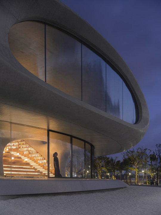 16_MAD_The Cloudscape of Haikou_by  Archexist