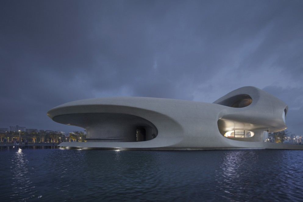 19_MAD_The Cloudscape of Haikou_by  Archexist