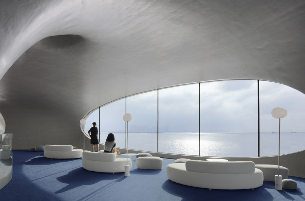 22_MAD_The Cloudscape of Haikou_by  Archexist