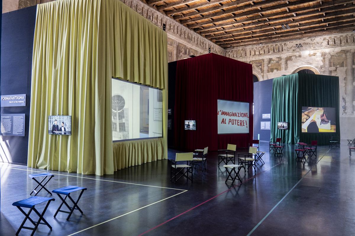 La mostra di Alcantara in collaborazione con il MAXXI alla Misericordia
