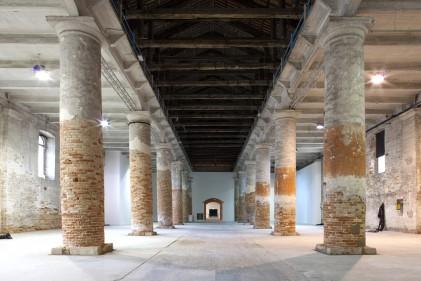 Corderie 2 - Giulio Squillacciotti - Courtesy La Biennale di Venezia