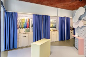 A Milano, un atelier della resina dove immergersi nel colore