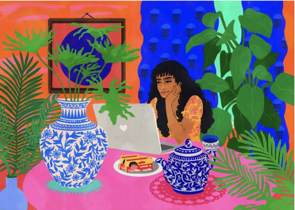 Neethi-Goldhawk-illustratori_living-corriere (3)