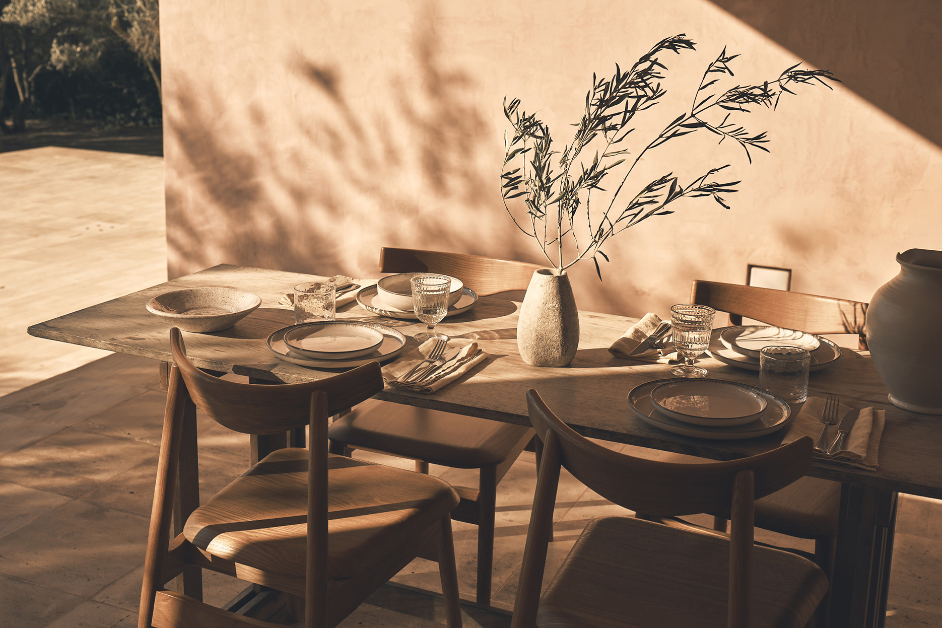 Zara Home estate 2021: il catalogo è un inno al Mediterraneo