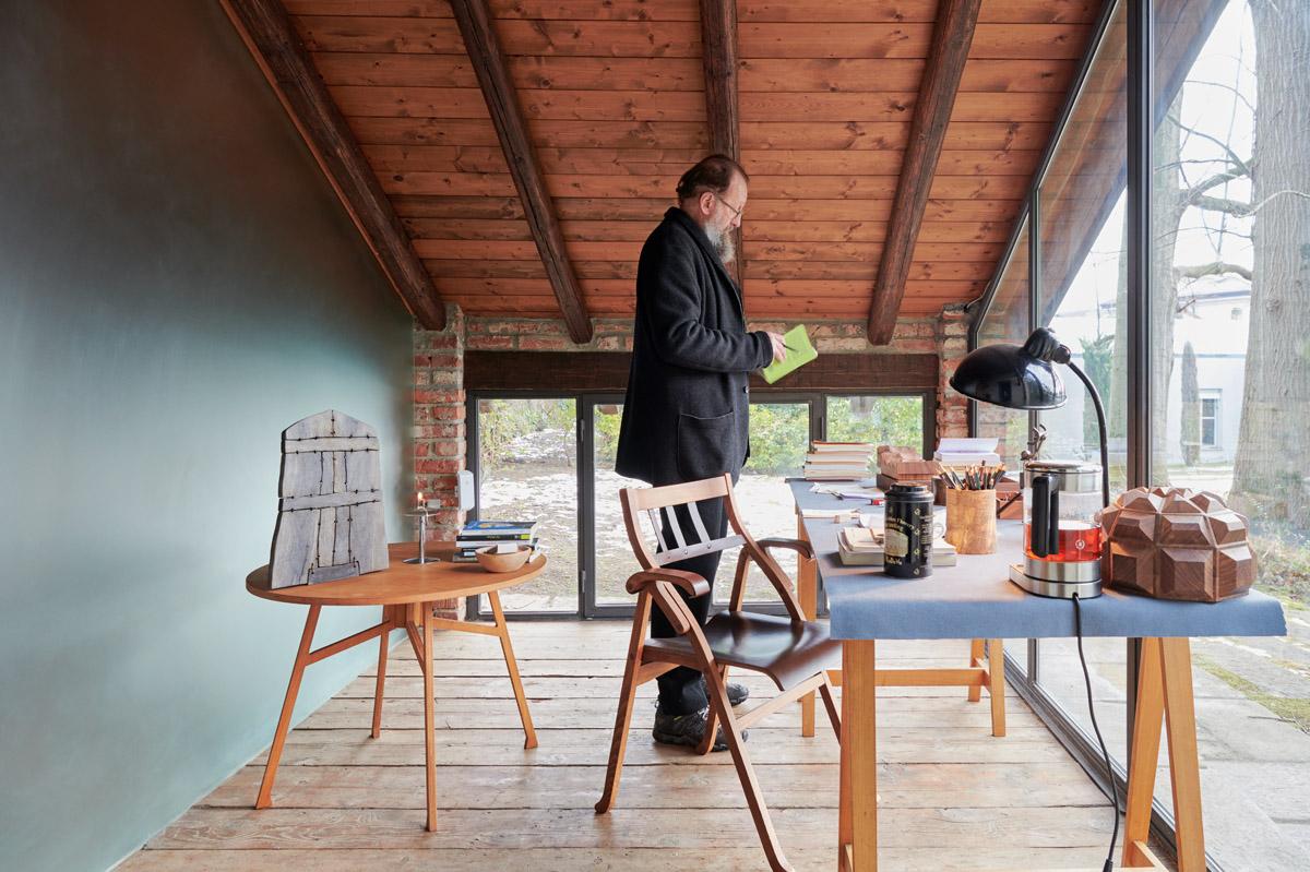 La casa di Michele De Lucchi ad Angera – Foto